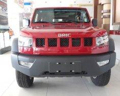 Bán BAIC BJ40 đời 2015, màu đỏ, nhập khẩu, giá tốt giá 618 triệu tại Hải Phòng