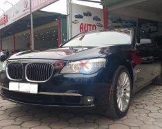 Bán xe BMW 7 50 LI đời 2009, màu đen, xe nhập giá 1 tỷ 800 tr tại Hà Nội
