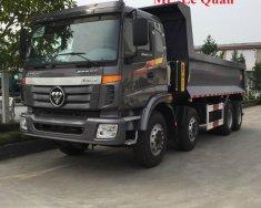 Thaco Auman D300 đời 2016, màu xám, nhập khẩu, 18 tấn giá 1 tỷ 395 tr tại Hà Nội