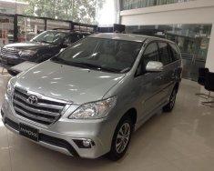 Bán Toyota Innova E năm 2018, màu bạc - giá gía còn 700 triệu - LH Huy 0978329189 giá 700 triệu tại Hà Nội