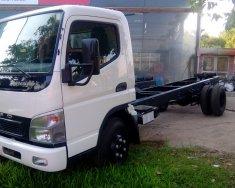 Cần bán Fuso Canter canter 4.7LW đời 2015, màu trắng, nhập khẩu, giá chỉ 565 triệu giá 565 triệu tại Đồng Nai