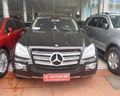 Bán Mercedes GL550 2008, màu đen, xe nhập giá 1 tỷ 490 tr tại Hà Nội