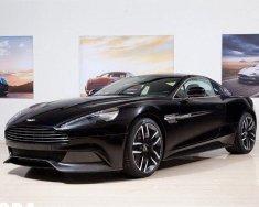 Bán xe Aston Martin Vanquish năm 2015, màu đen giá 26 tỷ 990 tr tại Tp.HCM