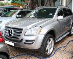 Cần bán lại xe Mercedes GL450 đời 2007, màu bạc, nhập khẩu nguyên chiếc, số tự động giá 1 tỷ 700 tr tại Tp.HCM