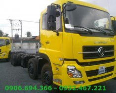 Bán xe tải Dongfeng 4 giò, 4 chân 17T9, máy Cummin Mỹ uy tín Sài Gòn giá 1 tỷ 40 tr tại Tp.HCM