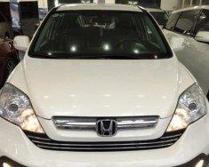 Cần bán gấp Honda CR V 2.4 đời 2008, màu trắng số tự động, 685 triệu giá 685 triệu tại Tp.HCM