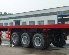 Bán rơ moóc Doosung Sàn chở container 45 feet, 3 trục 2016 giá 340 triệu  (~16,190 USD) giá 340 triệu tại Cả nước