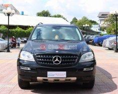 Bán Mercedes ML350 đời 2005, màu đen, nhập khẩu chính hãng, 695tr giá 695 triệu tại Tp.HCM