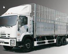 Giá xe tải ISUZU 6.2t, ISUZU 6.2 tấn, Isuzu 6t2, Isuzu 6 tấn 2 thùng mui bạt trả góp giá rẻ giá 800 triệu tại Tp.HCM
