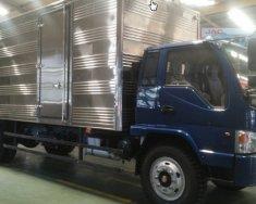 Xe tải Jac 8.4T HFC1383K1 thùng lửng giá 595 triệu tại Tp.HCM