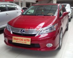 Cần bán lại xe Lexus HS 250h đời 2010, màu đỏ, nhập khẩu nguyên chiếc, chính chủ giá 1 tỷ 450 tr tại Hà Nội