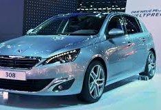 Bán xe Peugeot 308 năm 2014, màu xanh lục, nhập khẩu nguyên chiếc, giá 609tr giá 609 triệu tại Hà Nội