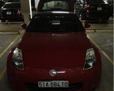 Cần bán xe Nissan 350Z đời 2007, màu đỏ, nhập khẩu nguyên chiếc, giá chỉ 725 triệu giá 725 triệu tại Tp.HCM