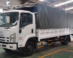 Isuzu 9t FVR34S, xe tải Isuzu 9T, xe Isuzu 9t thùng bạt, Isuzu 8t7 giá 1 tỷ 240 tr tại Tp.HCM