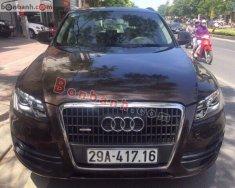 Bán Audi Q5 2.0T 2011, màu nâu giá 1 tỷ 520 tr tại Hà Nội