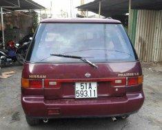 Bán Nissan Prairie đời 1999, màu đỏ chính chủ giá cạnh tranh giá 90 triệu tại Tp.HCM