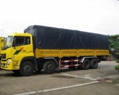 Bán xe tải Dongfeng 4 chân (4 giò) 19 tấn thùng bạt dài 9m5 đời 2015 giá rẻ giá 1 tỷ 130 tr tại Tp.HCM