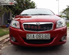 Salon cần bán Daewoo GentraX AT sản xuất 2010, màu đỏ, xe nhập số tự động giá 360 triệu tại Cần Thơ