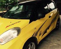 Mình cần bán gấp Chery Riich M1 đời 2010, màu vàng, nhập khẩu chính hãng giá 138 triệu tại Quảng Nam