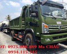Cần bán xe Dongfeng 9.2T Trường Giang đời 2016, xe Ben DongFeng Trường Giang 9 tấn 2 trả góp giá 580 triệu tại Bình Dương
