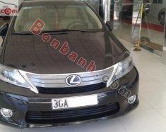Bán Lexus HS 250h đời 2011, màu đen, nhập khẩu chính hãng chính chủ giá 1 tỷ 370 tr tại Hà Nội