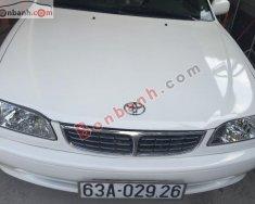 Bán Toyota Corolla 1.6 GLI đời 2000, màu trắng giá 240 triệu tại Tiền Giang