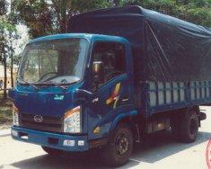 Xe tải Veam Vt252 2.4t thùng mui bạt dài 4m1 giá 370 triệu tại Tp.HCM