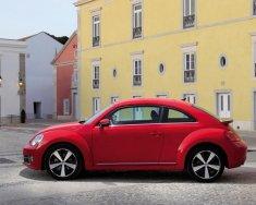 Bán Volkswagen New Beetle E sản xuất 2017, màu đỏ, nhập khẩu giá 1 tỷ 469 tr tại Tp.HCM