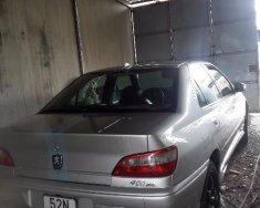 Cần bán gấp Peugeot 406 1997, màu bạc, nhập khẩu chính hãng, 185tr giá 185 triệu tại Tp.HCM