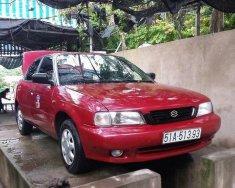 Mình cần bán ô tô Suzuki Baleno đời 1996, màu đỏ chính chủ giá 82 triệu tại Đồng Nai
