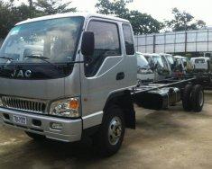 Xe tải JAC 6.4t, xe tải jac 6 tấn 4 thùng lửng giá 460 triệu tại Tp.HCM