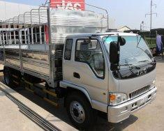 Bán xe tải JAC 9T1 thùng bạt, xe tảI JAC 9T1, JAC 9T1, JAC 9T1 HFC1383K giá 575 triệu tại Tp.HCM
