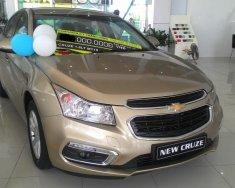 Bán xe Chevrolet Cruze đời 2016, số sàn màu đen, hỗ trợ trả góp chỉ từ 150 triệu đồng giá 572 triệu tại Điện Biên