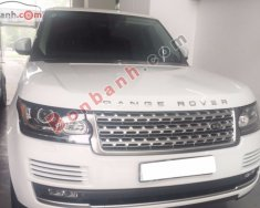 Bảo Việt Auto bán LandRover Range Rover Supercharged đời 2013, màu trắng giá 5 tỷ 247 tr tại Tp.HCM