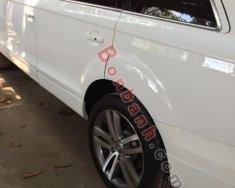 Bán Audi Q7 3.6 sản xuất 2007, màu trắng, nhập khẩu giá 1 tỷ 120 tr tại Tp.HCM
