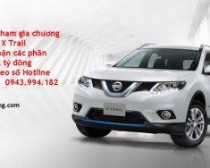 Cần bán Nissan X trail đời 2016 giá 999 triệu tại Hà Nội