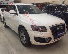 Salon Auto Minh Luân cần bán Audi Q5 2.0T đời 2011, màu trắng giá 1 tỷ 420 tr tại Tp.HCM