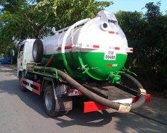 Xe hút chất thải, thông cống. Bán xe hút chất thải, thông cống giá rẻ giá 555 triệu tại Hà Nội