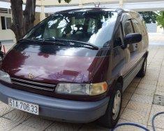 Cần bán xe Toyota Previa Le đời 1991, màu đỏ giá 160 triệu tại Tp.HCM