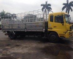 Mua xe Dongfeng 9.6 tấn nguyên con, trả góp xe tải Hoàng Huy 9T6 thùng inox giá 660 triệu tại Tp.HCM