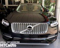 Cần bán Volvo XC90 T6 sản xuất 2016, màu đen, xe nhập giá 3 tỷ 630 tr tại Hà Nội