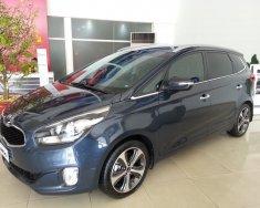 Cần bán Kia 7 chỗ, màu xanh, số tự động, Kia Rondo giá ưu đãi giá 669 triệu tại Khánh Hòa