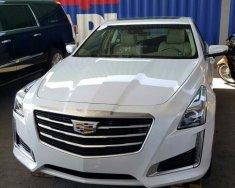 Cần bán gấp Cadillac CTS 2.0L đời 2015, màu trắng giá 3 tỷ 200 tr tại Hà Nội