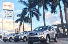 Bán xe ISUZU 7chỗ SUV new full màu giá tốt giao ngay giá 935 triệu tại Hải Dương