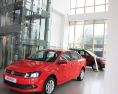 Cần bán xe Volkswagen Polo G model 2017, màu đỏ, nhập khẩu nguyên chiếc giá 699 triệu tại Bình Phước
