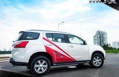 SUV MU-X 7 chỗ với 2 phiên bản 3.0 và 2.5 số sàn và tự động HOT HOT HOT giá 940 triệu tại Cả nước