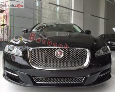 Cần bán Jaguar XJ series L V6 3.0L đời 2015, màu đen, nhập khẩu giá 5 tỷ 116 tr tại Hà Nội