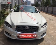 Chính chủ bán Jaguar XJ Series L Super Sport 5.0 sản xuất 2015, màu trắng giá 4 tỷ 800 tr tại Hà Nội