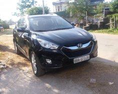 Cần bán xe Hyundai Tucson Lx20 đời 2010, màu đen, nhập khẩu chính chủ giá 735 triệu tại Vĩnh Phúc