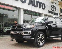 Toyota 4 Runner đời 2018, màu đen, nhập khẩu nguyên chiếc giá 2 tỷ 666 tr tại Hà Nội